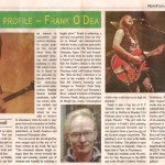 Artist Profile - Frank O'Dea