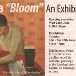 Frank O'Dea 'Bloom' - An Exhibition of Oil Paintings